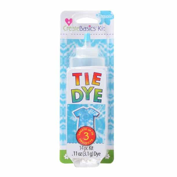 Walmart tie-dye kits - Create Basics 1 colour
